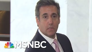 """Michael Avenatti: Michael Cohen About To Be """"In A World Of Hurt""""   The Beat With Ari Melber   MSNBC"""