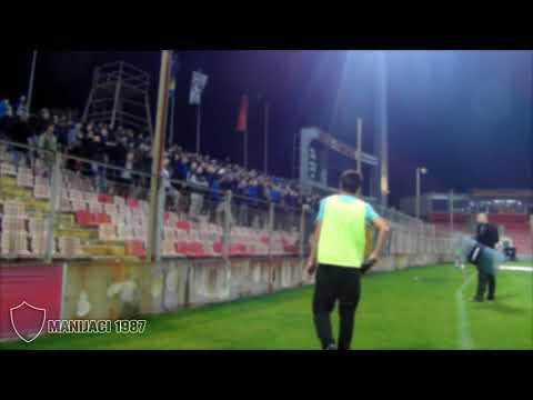 nk čelik - FK ŽELJEZNIČAR 0:3 / MANIJACI 1987