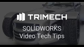 Video Tech Tip: Importing STL Files into SOLIDWORKS