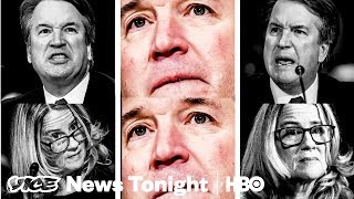 Moment Of Truth: Kavanaugh And Ford | VICE News Tonight (HBO)