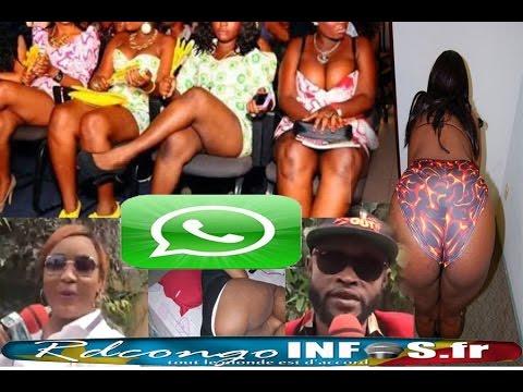 Ba Secrets ya Mitakala ya Basi ya poto na Watsapp ebimi chez Laurette na micro de David Mombele