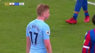 Crystal Palace vs Manchester City 0-0 - Highlight - EPL - 31/12/2017