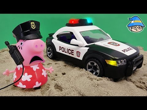 Xxx Mp4 Peppa Pig Went To The Police Station Become A Police Officer And Ride A Police Car 3gp Sex