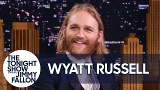 Wyatt Russell Accidentally Flashed a Paris Hotel