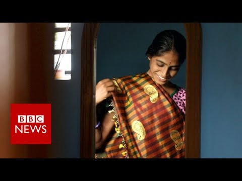 Xxx Mp4 The Farmers Using Sewage To Make Saris BBC News 3gp Sex
