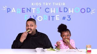 Kids Try Their Parents