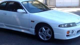 Nissan Skyline R33 GTS25T Walkaround $11,000CAD