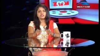 imayam tv zoom in thungavanam film press meet  talk 16 09 2015