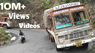 Dhimbam ghat road 10wheel lorry Stirling