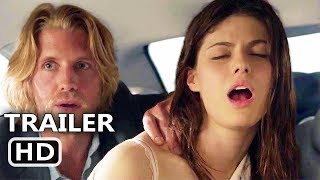 The Layover official Trailer 2017 Kate Upton, Alexandra Daddario Movie HD