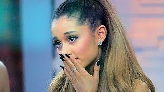 Why Ariana Grande CANCELLED Manchester Tribute at the 2018 BRIT Awards
