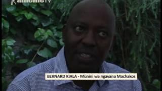 Kiala kwagithia kiene kuheo kwa certificate kuri mung'ethaniri wake Wavinya ndeti
