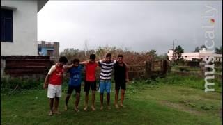 Pahadi Dance_ boy