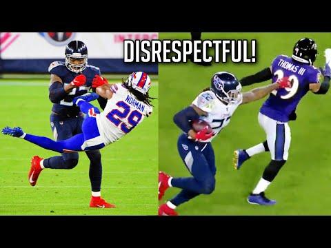 NFL Disrespectful Stiff Arms HD