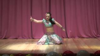 Fevicol Se Bollywood Dance Stars 2013 Anna Kazakova Moscow