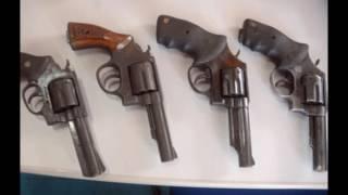 Arma de fogo calibre 38