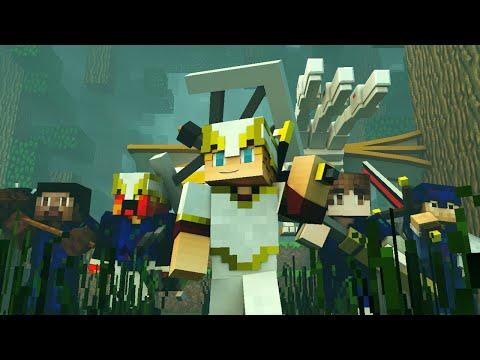 Minecraft Song ♪ I Am Believing a Minecraft CrazyCraft Parody Minecraft Animation