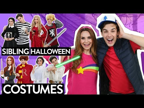 Xxx Mp4 6 Sibling Halloween Costume Ideas W My Brother MatPat 3gp Sex
