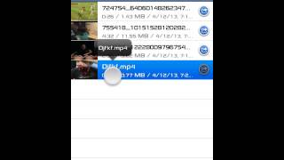 Download any video from facebook or other web page from iPhone, ipod, iPad