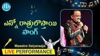 Enno Raatrulostayi Song - Maestro Ilaiyaraaja Music Concert 2013 - Telugu - California, USA