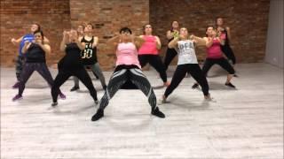 ZUMBA® - Dillon Francis & Skrillex - Bun Up the Dance - choreography by Dominika Wójcikiewicz