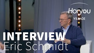 Interview with Eric Schmidt - Horyou Village @ Cannes Festival 2015