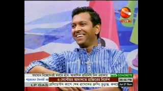 Amar Shobdo Joto by Tahsan Channel 24 LIVE । KothaBondhu Mithila