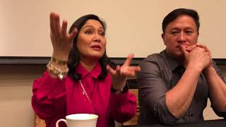 MARICEL Soriano finds LIZA Soberano BEAUTIFUL | My 2 Mommies Interview with Maricel and Eric Quizon