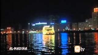 Tajdar e Haram Salaam - Owais Raza Qadri - Mehfil on Qtv First Anniversary In Dubai 2004