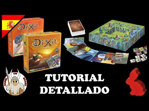 Xxx Mp4 Cómo Jugar A Dixit Y Dixit Odyssey Tutorial Detallado Español Mejor Juego De Mesa Games On Board 3gp Sex
