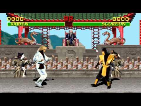 Xxx Mp4 Mortal Kombat 1 Arcade Glitches Definitivo 3gp Sex