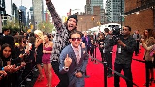 Red Carpet with Casey!!
