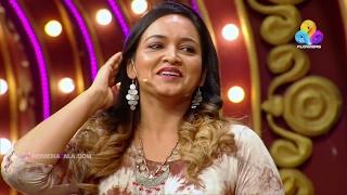 Comedy Super Nite - 2 with Lena & Balu | ഹണി ബീ -2 സിനിമയുടെ വിശേഷങ്ങളുമായി ലെന & ബാലു │CSN# 196