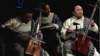 Traditional Mongolian Ethnic Music Group