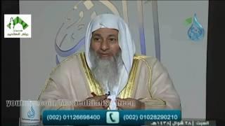 أهل الذكر (161) قناة الندى للشيخ مصطفى العدوي 22-7-2017