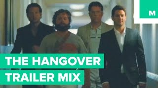 'The Hangover' as a Hitchcock-Style Thriller | Trailer Mix