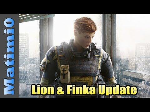 Xxx Mp4 New Operators Lion Finka Rainbow Six Siege 3gp Sex