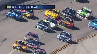 Best in-car audio: Talladega playoff race