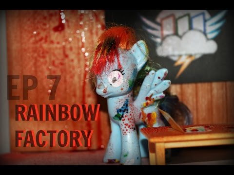 MLP Rainbow Factory EP 7 Red Walls