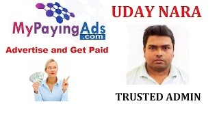 Make Money with My paying ads - Hindi Tutorial 2016