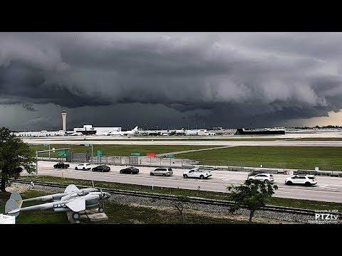 Miami International Airport MIA LIVE from PTZtv