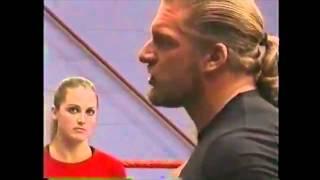 Triple H Has Gone Soft on Tough Enough