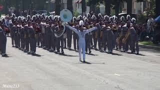 Madrid MS - School Parade March - 2017 Loara Band Review