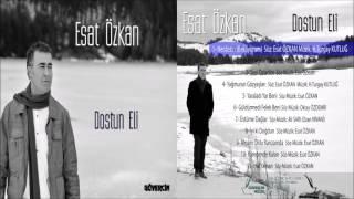 Esat Özkan - Nerdesin (Bekliyorum)  [2016 Güvercin Müzik Official Audio]