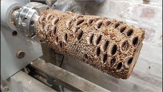 Woodturning - The Nut!