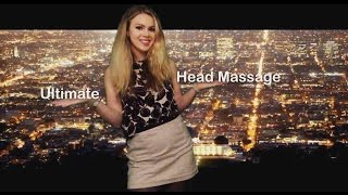 ASMR The Ultimate Head Massage For Sleep and Relaxation | Head Massage, Face Massage, Medical Gloves