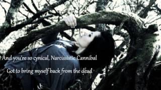EarlyRise -  Narcissistic Cannibal (Lyrics)