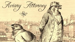Aviary Attorney - Bird Lawyers & Terrible Puns
