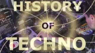 Mix retro techno