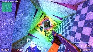 Counter Strike Source - Zombie Escape mod - ze_Boredom - GFLCLAN